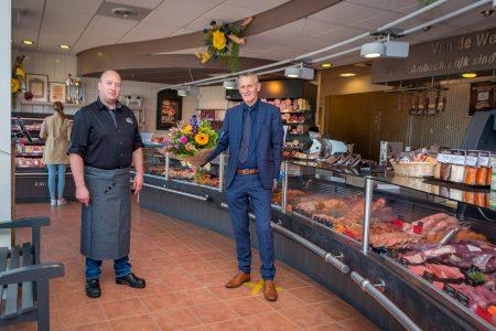 Slagerij van de Weg verbindt zich als sponsor aan ESC - Elburger SC