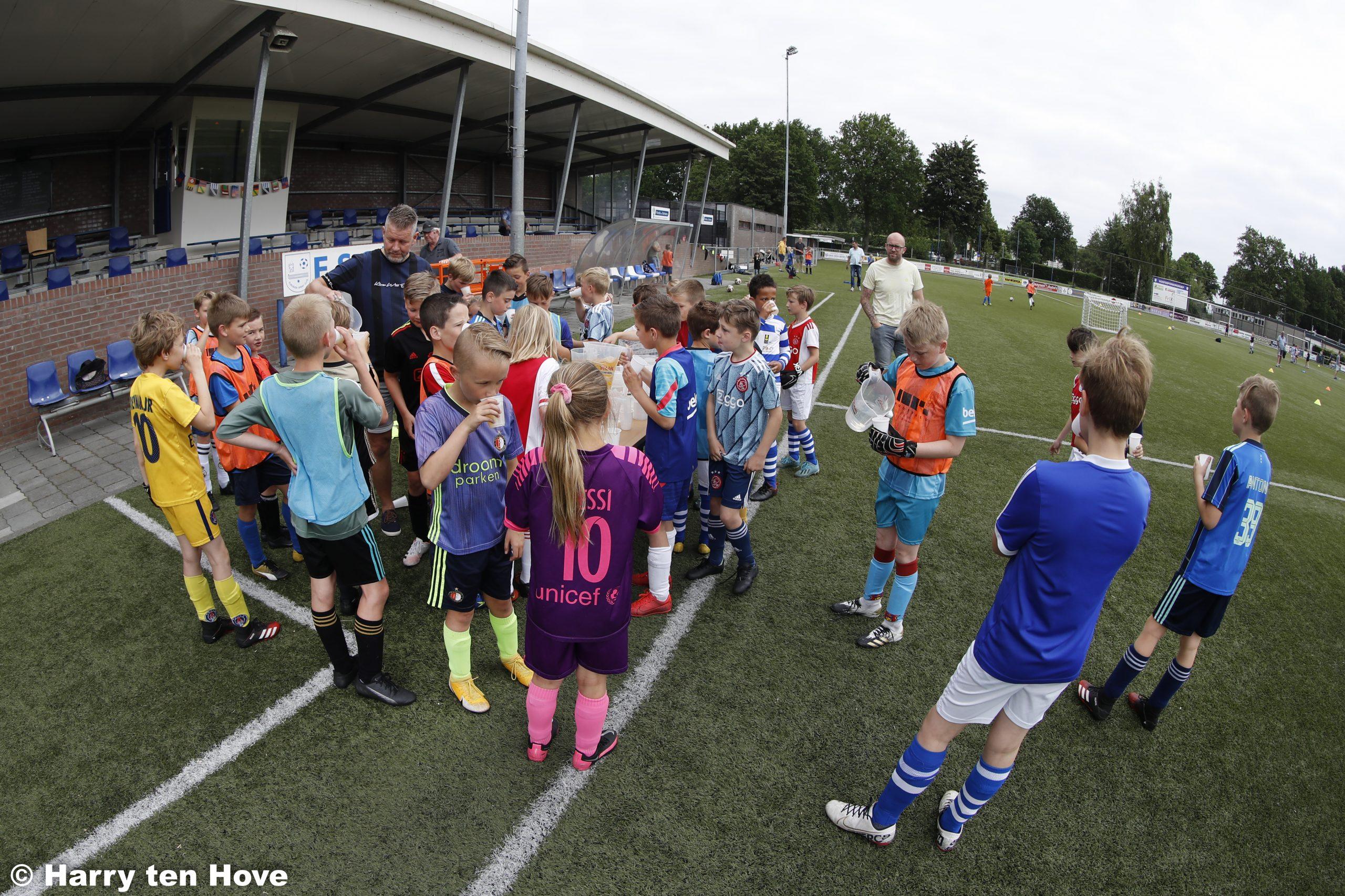 ElburgerSC - Nationale Voetbaldag en Leeuwinnen Voetbalfestijn