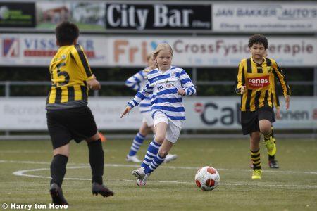 Laatste KNVB Regiocup - Elburger SC