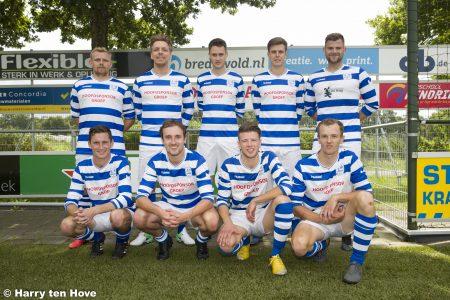 Geslaagd sponsortoernooi heeft het mooie bedrag van €2.400,- opgebracht voor A.L.S. - Elburger SC