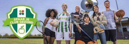 PLUS actie: Spaar je club gezond! - Elburger SC