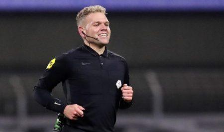 Oud-ESC'er maakt Eredivisiedebuut als scheidsrechter - Elburger SC