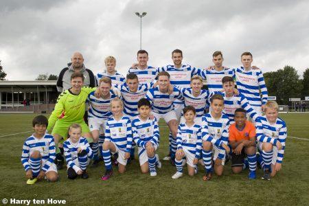 Jo11-3 Team van de week - Elburger SC